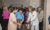 Балеринки, родени в Болница Тракия, танцуваха за Деня на родилната помощ