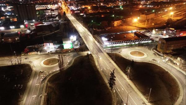 Откриха реновиран мост за 4,4 млн лв. в Стара Загора